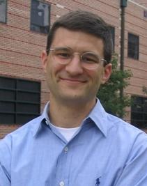 研究室のボス:Zachary T. Ball准教授