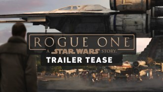 Rogue One - A Star Wars Story Teaser VO