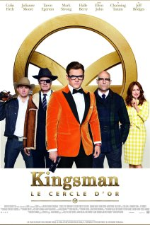 Kingsman: The Golden Circle