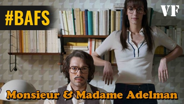 Monsieur & Madame Adelman Bande-annonce VF