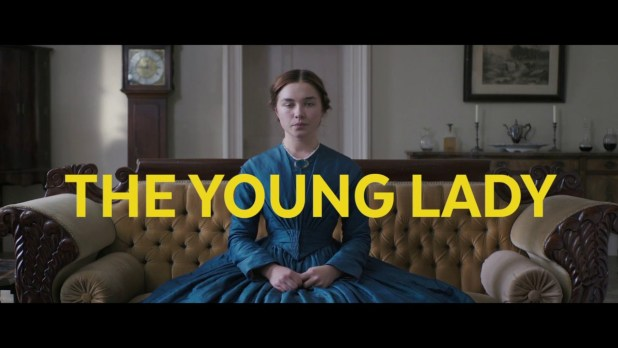 The Young Lady Bande-annonce (2) VF