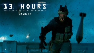 13 Hours Bande-annonce (2) VO