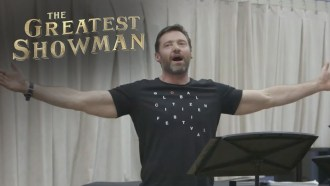 The Greatest Showman Bonus VO