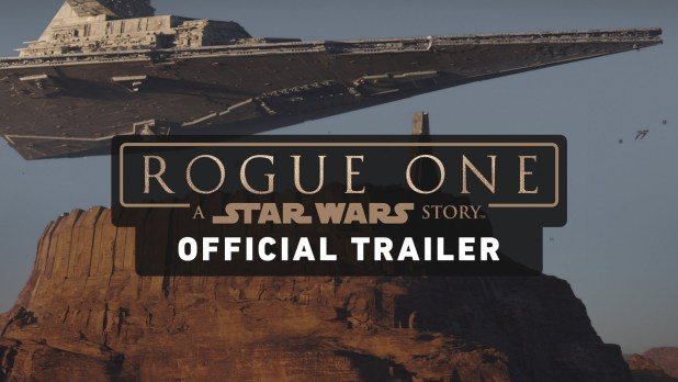 Rogue One - A Star Wars Story Bande-annonce (8) VO