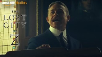 The Lost City of Z Bande-annonce (2) VO