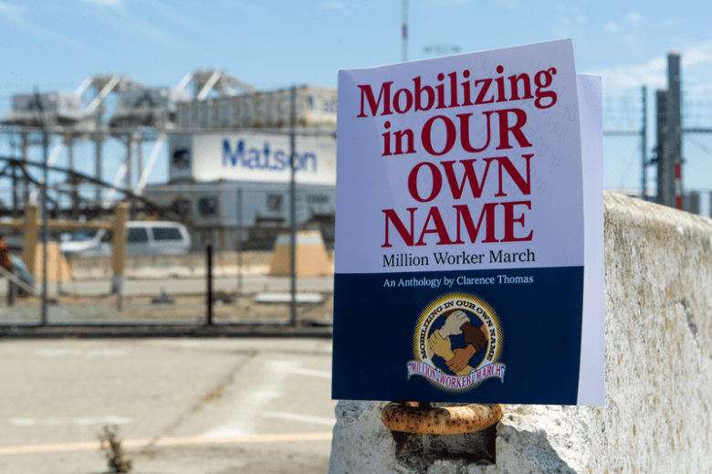 """""""Mobilizing In Our Name: Million Worker March"""" book by Clarence Thomas"""