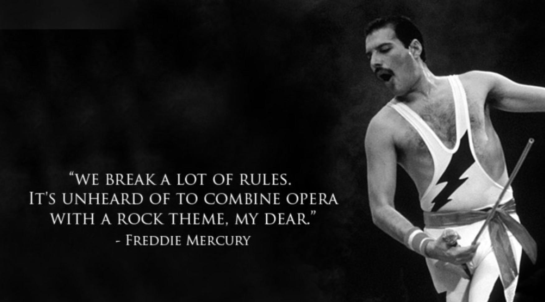 Heres The Proof That Freddie Mercury Was As Great At
