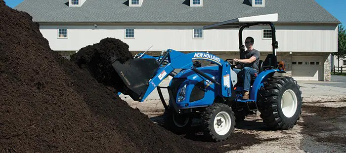 Security Equipment New Holland
