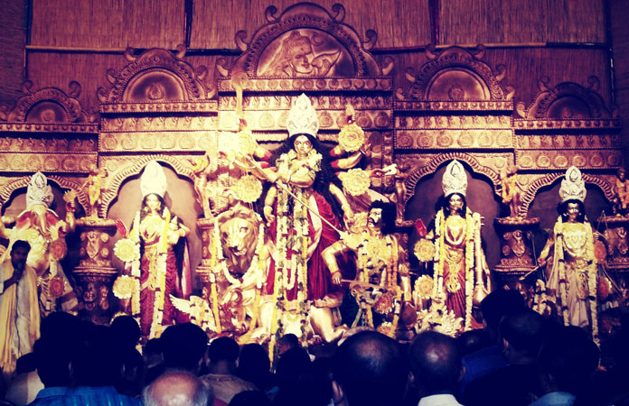 Durga Puja Hindu Festival in India Interesting Facts About Festival