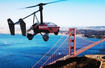 World First Commercial Flying Car for Sale