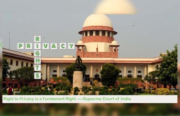 Right to Privacy : Judgement comes from Supreme Court