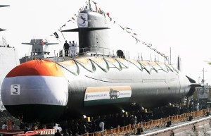 Indian Navy Scorpene Class Submarine commissioned on Nation Duty