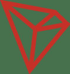 tron logo криптовалюта