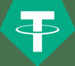 Tether logo криптовалюта