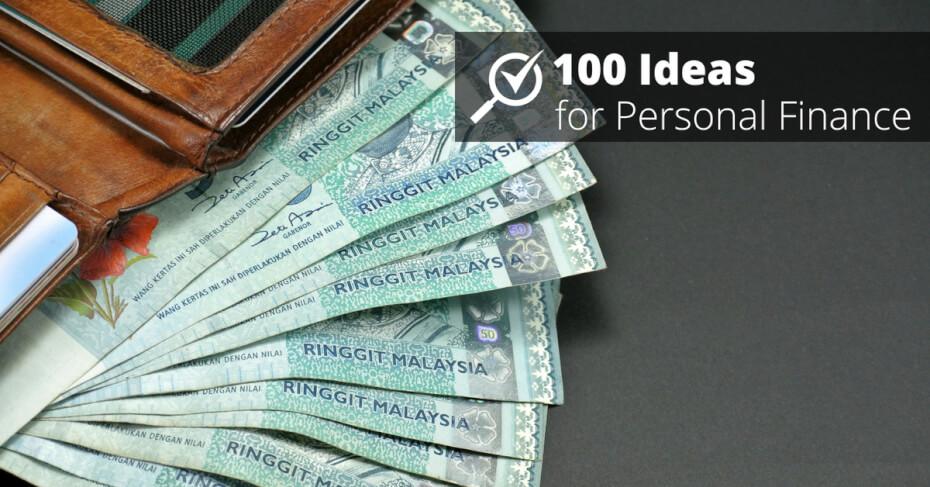 100 Ideas For Personal Finance Comparehero