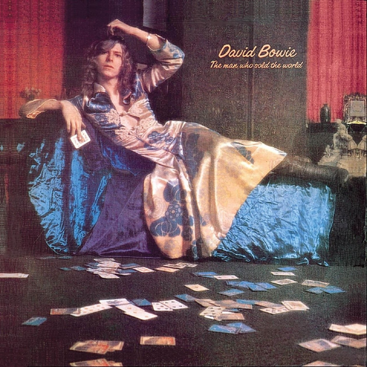 The Man Who Sold The World David Bowie album