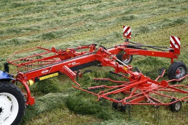 New KUHN GA8121 Hay Tools for sale