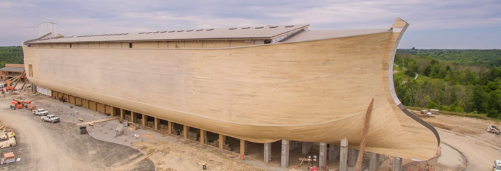 See The Creation Museum And The Ark Encounter For One