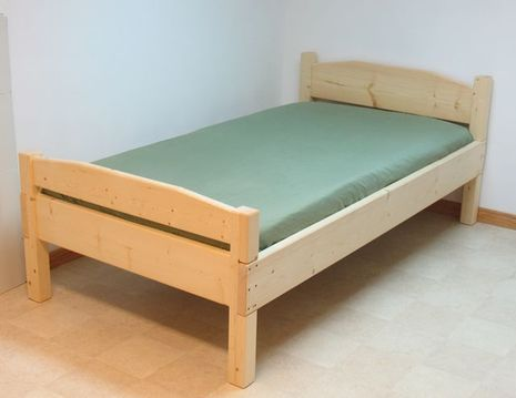 free twin bed plans