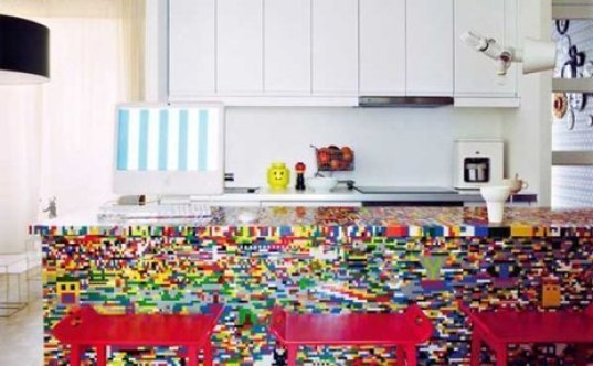 Munchausen Lego Kitchen Simon Pillard and Philippe Rosetti