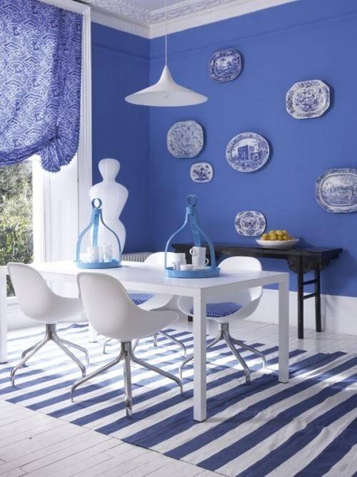 25 Blue Rooms Curbly DIY Design Community