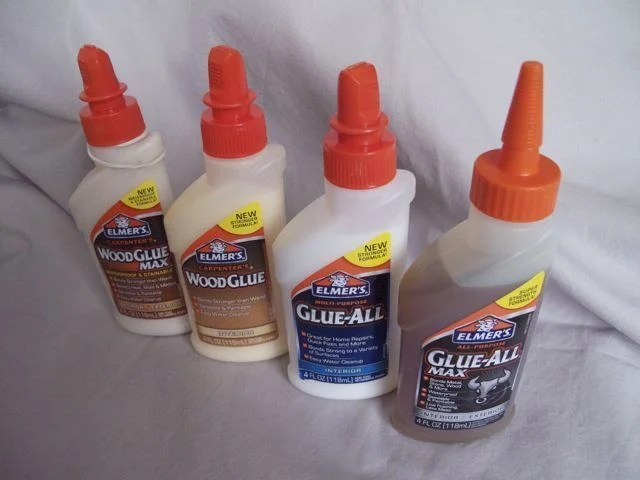 Elmer's glue test - shootout