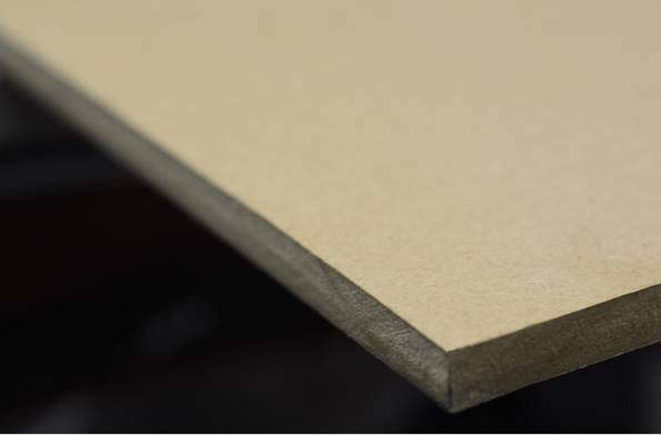start with MDF
