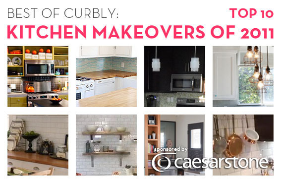 Best Kitchen Makeovers of 2011 (sponsored by Caesarstone)