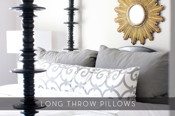 Decorative Pillows For Bedroom