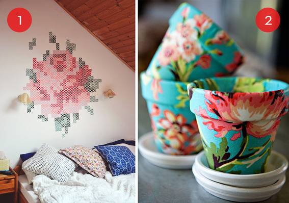 DIY Floral Projects For Your Home