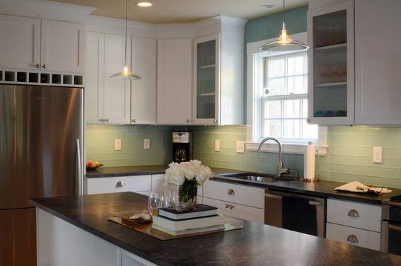 After: A Cramped Kitchen Gets A Massive Overhaul