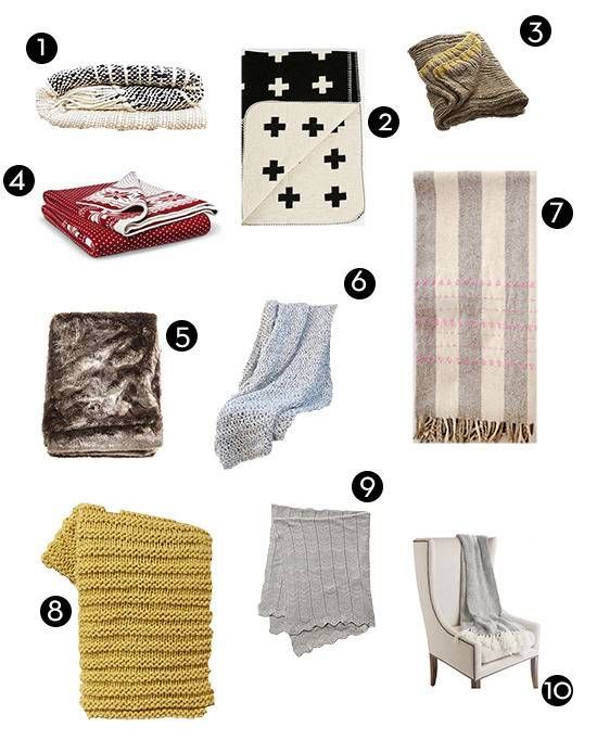 10 blankets to keep you warm this fall