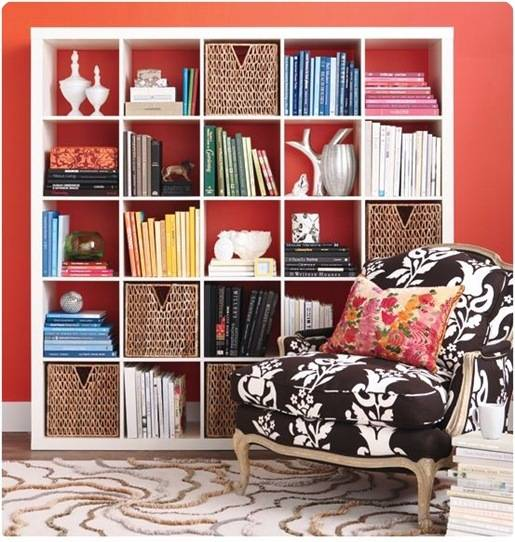 How To Style A Beautiful Bookshelf