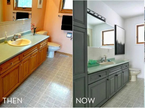 7 Budget-Friendly And Beautiful Bathroom Makeovers