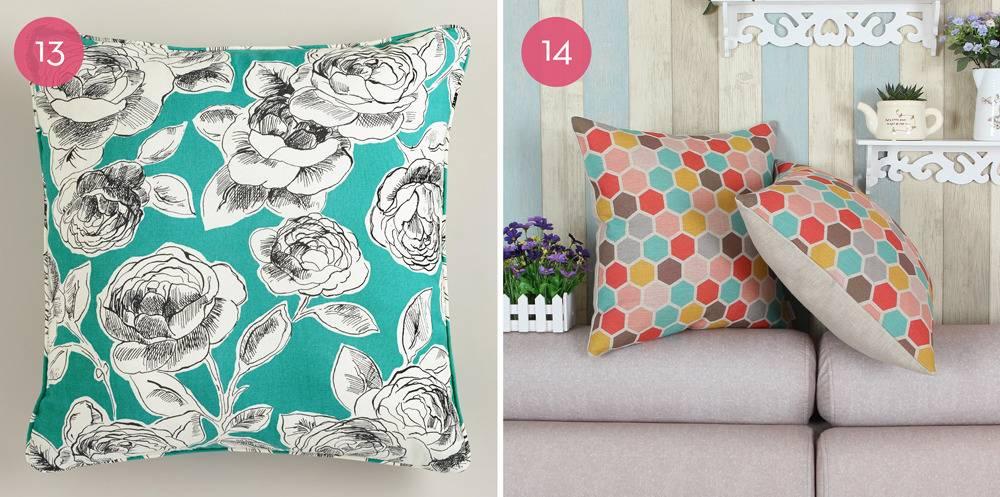 Shopping Guide: 20 Affordable Throw Pillows
