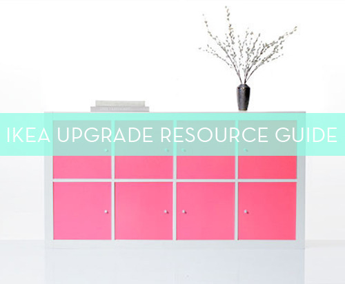 The Best Resources for Upgrading Your IKEA Furniture