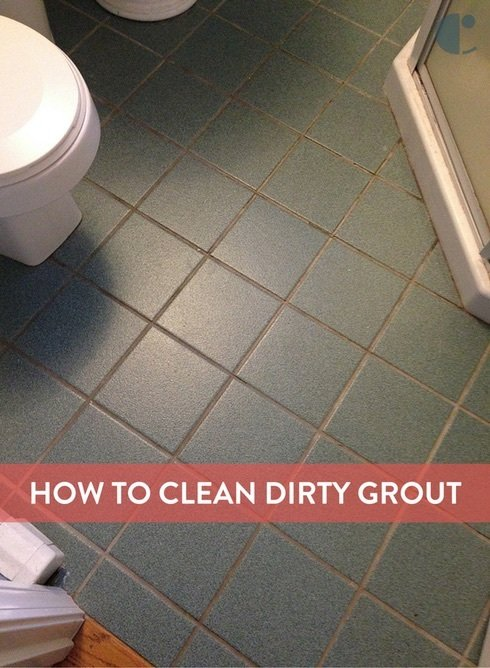 How To Clean Tile Grout Curbly