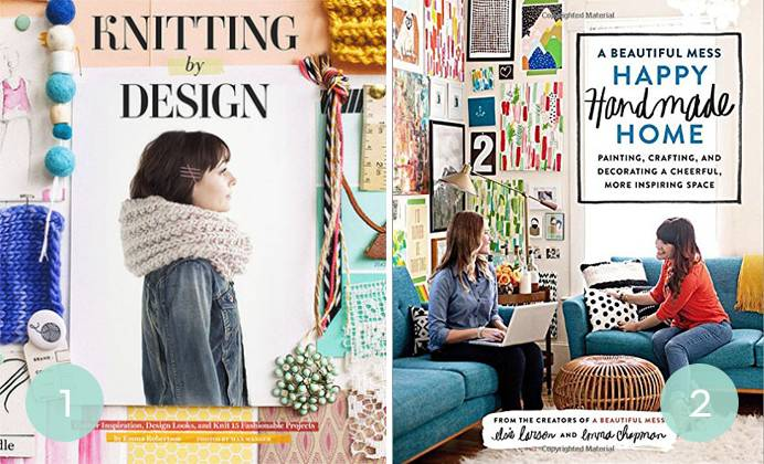 Shopping Guide: 10 Must-Have Books To Hone Your DIY Skills