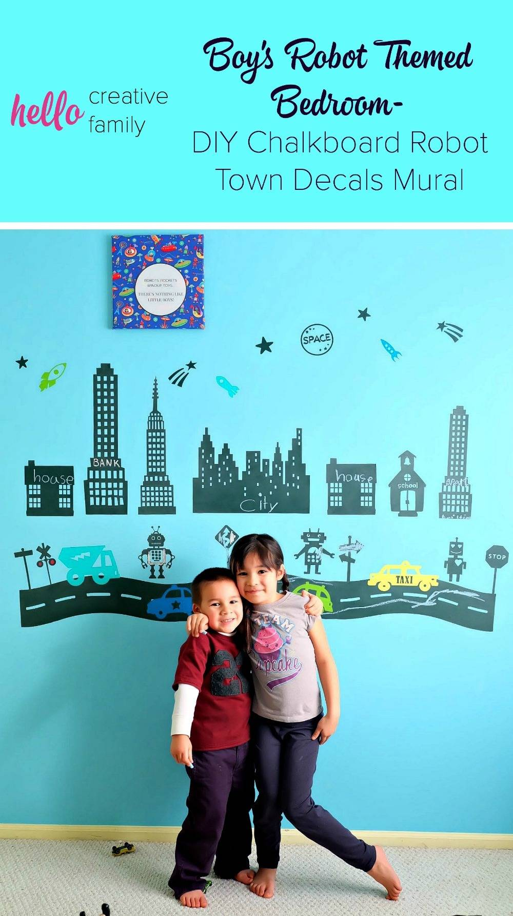creative ideas for wall decals