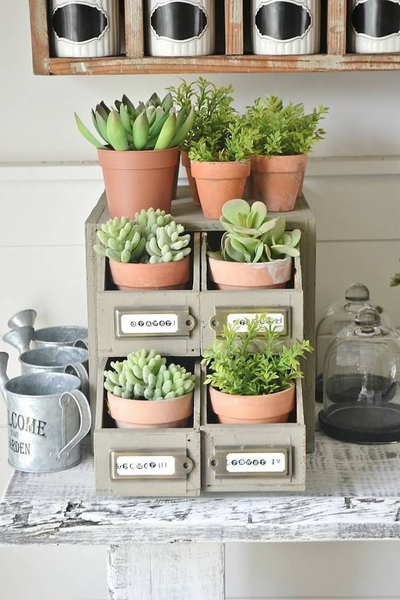 8 Clever Ways to Repurpose Items for use in your Garden