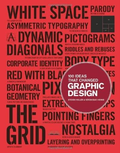Graphic Design and Typography Books I Couldn't Live Without