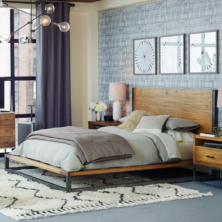 Industrial Bedrooms With A Modern Twist