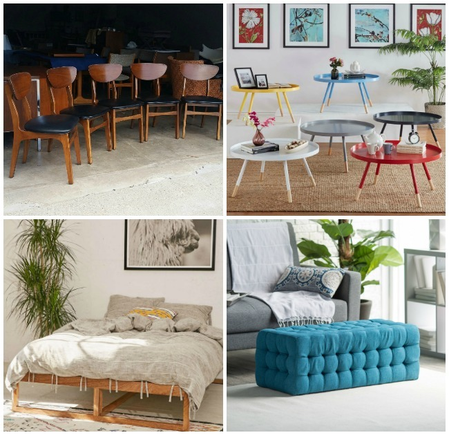 "8 Excellent Shops For ""Expensive""-looking Furniture On A Budget"