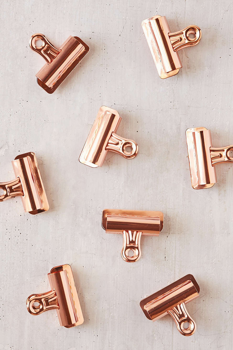 13 Copper Office Supplies We're Crushing On
