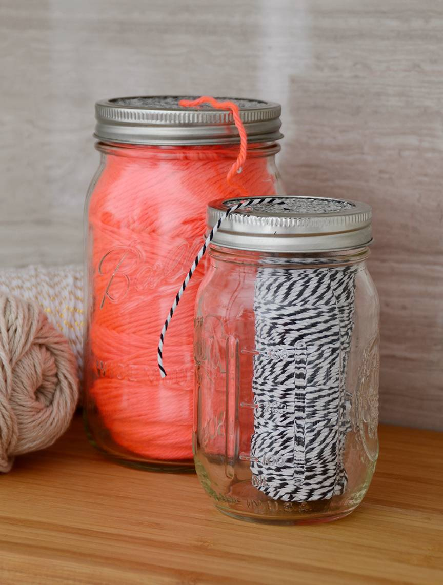 5 DIYs To Help Get Organized Using Things You Already Have