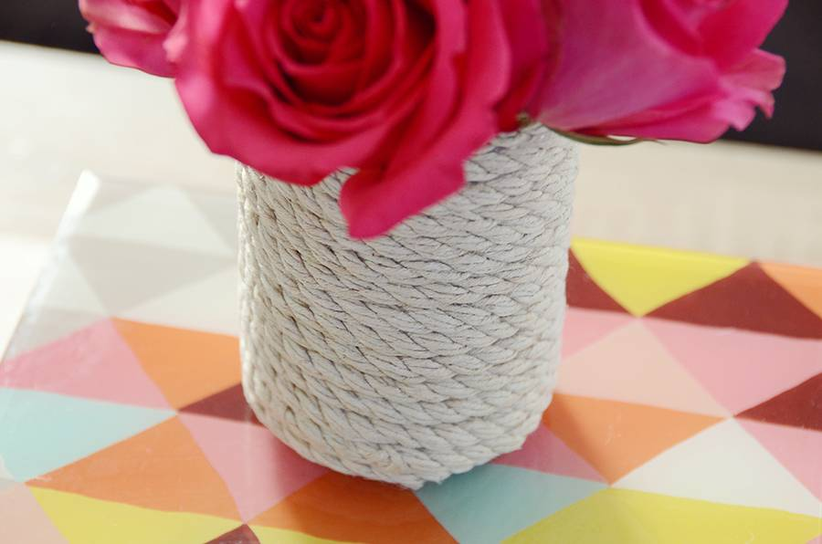 4 Home Decor DIYs Salvaged from the Recycling Bin