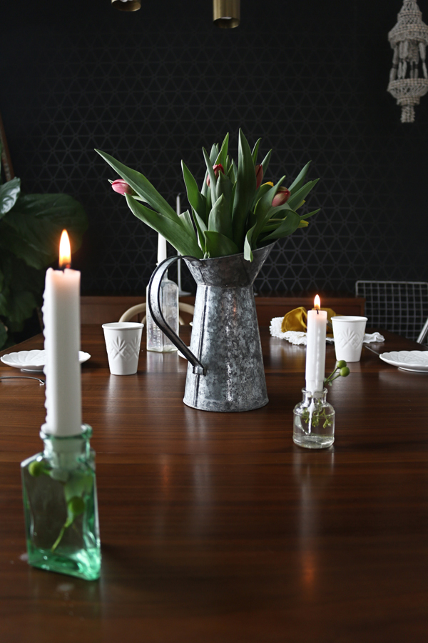Three Simple Ways to Style a Table for Spring