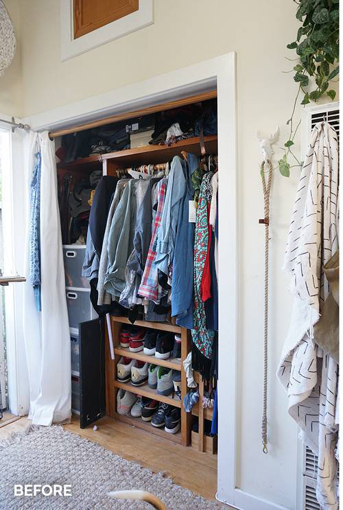 5 Things To Learn From This Incredible Closet To Nursery Conversion