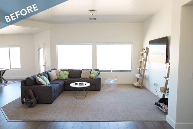 Before and After: A Lesson On Open Concept Layouts