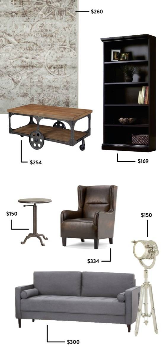 How to get the Industrial Chic look
